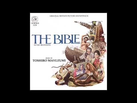The Bible In The Beginning 1966 Track 9 God Speaks to Noah