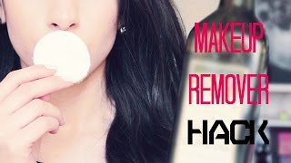 DIY INSTANT Makeup Remover Hack | DIY-911 - YouTube