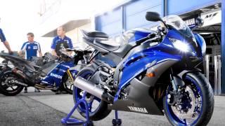 Yamaha 2013 Raceblu sildeshow