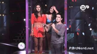 Camila Stuardo la chica de los pucheritos sexy de Quiero Mi Fiesta se saca su ropita PartNerd HD