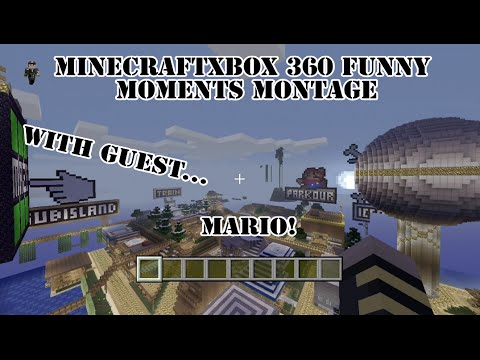 "minecraft xbox 360 -funny moments ""the sad story""-chihuahua hater!"