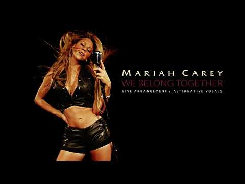 Video Mariah Carey - We Belong Together (Alternative Vocals / Live Arrangement) download in MP3, 3GP, MP4, WEBM, AVI, FLV January 2017