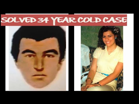 Crimewatch UK, 34 year old cold case murder solved.