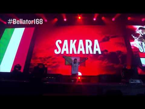 Oktagon Bellator MMA Firenze: Alessio Sakara