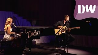 Delta Goodrem & Brian McFadden - Almost Here (Believe Again Tour 2009 Live)