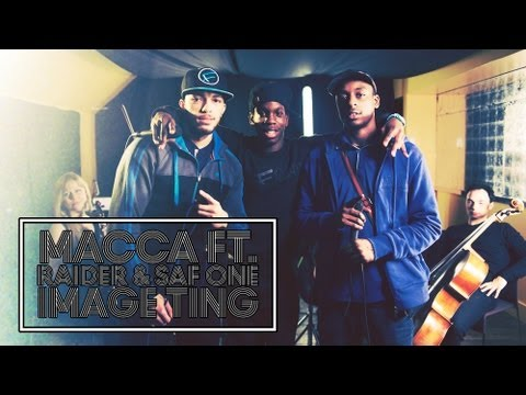 "Macca ft. Raider & Saf One – ""Image Ting"" 