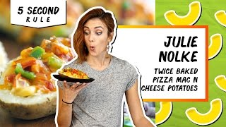 ASK THE AUDIENCE: Finding the Ultimate Comfort Food Part 2 | 5 Second Rule with Julie by Tastemade
