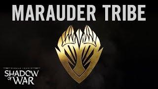Trailer tribù dei Marauder