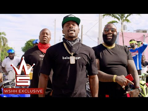 """AB - """"Whole Lotta Money"""" (Remix) feat. Rick Ross (Official Music Video - WSHH Exclusive)"""