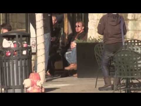 Watch: Arnold The Sperminator Was Spotted at A Coffee Shop In Hollywood