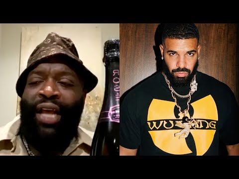 Rick Ross Explains How He Gets Drake On All His Songs