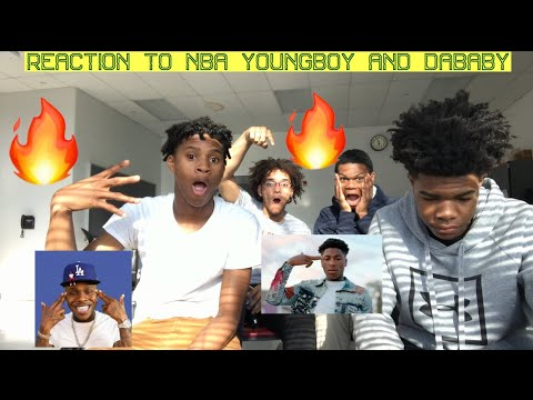 REACTION to NBA YOUNGBOY FREEDDAWG PLUS DABABY BABYSITTER (MUST WATCH)!!!🔥😂