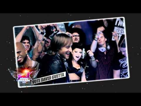 Vote David Guetta NRJ Music Awards 2011