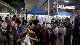Udon Thani Thailand  city images : Night Market in Udonthani, Thailand