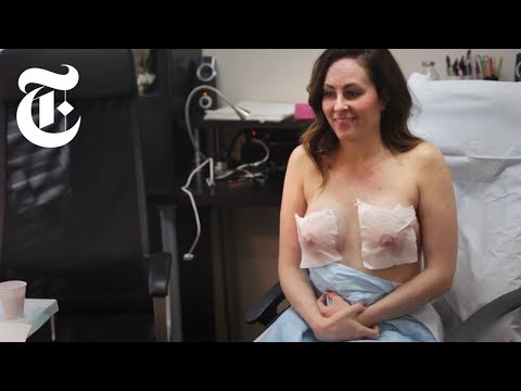 The Nipple Artist | The New York Times