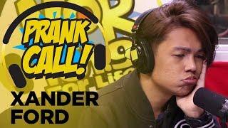 Video Prank Call: Xander Ford Pinangaralan On-Air, Prank Gone Wrong! MP3, 3GP, MP4, WEBM, AVI, FLV Desember 2018