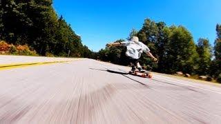 Arbiter 36 Downhill Longboarding with Original Skateboards