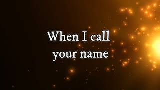 Todd DULANEY -Your Great Name Lyrics
