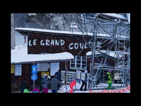 Domaine skiable Hauteville Lompnes en images