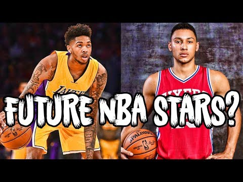 4 Young Players Who Could BECOME NBA STARS! (видео)