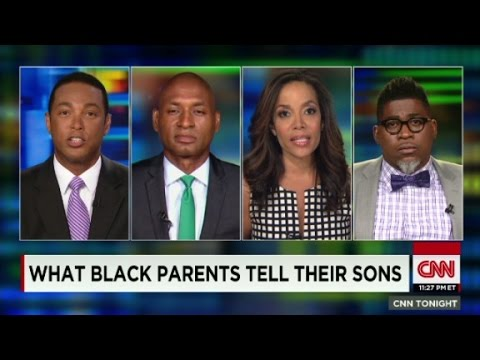 DAVID BANNER SPEAKS ON  RAISING BLACK CHILDREN IN AMERICA ON CNN