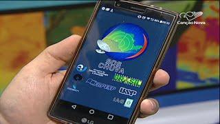 O verão desse ano vai chegar com uma novidade tecnológica já em funcionamento. Um aplicativo do Inpe, o Instituto Nacional de Pesquisas Espaciais, vai ...