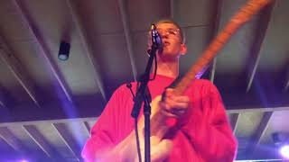 Gus Dapperton - I'm Just Snacking [Live at Ships of the Sea]