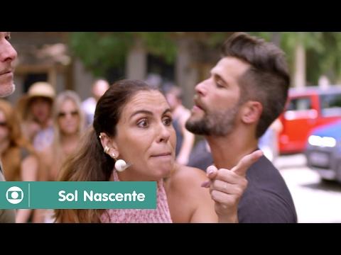 Sol Nascente: capítulo 133 da novela, quarta, 1º de fevereiro, na Globo