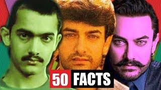 Video 50 Facts You Didn't Know About Aamir Khan MP3, 3GP, MP4, WEBM, AVI, FLV Juni 2019