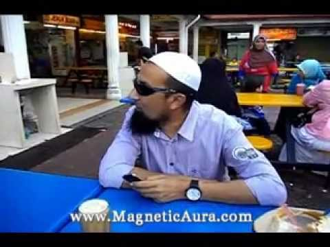 USTAZ AZHAR IDRUS DI PADANG KOTA BERSAMA MAGNETIC AURA TEAM