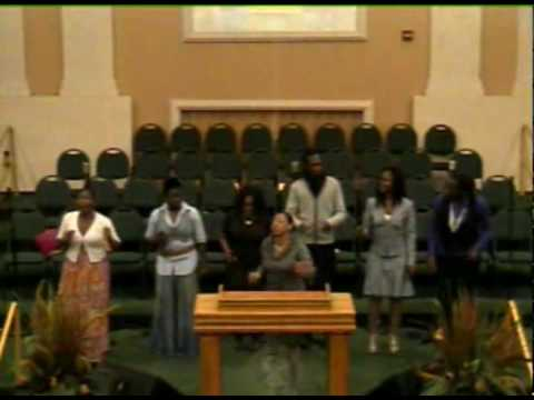 Cooper Temple COGIC- Spring Revival 1