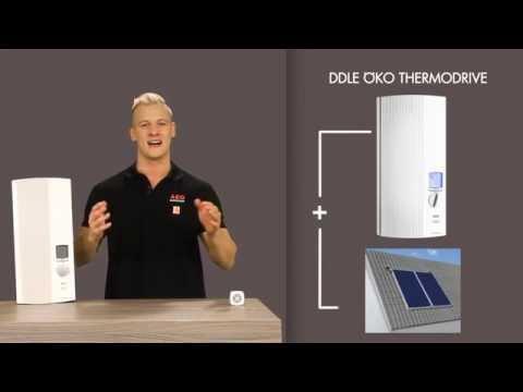 AEG Durchlauferhitzer DDLE Öko ThermoDrive