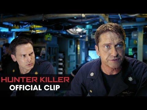 """Hunter Killer - Clip """"Evasion""""?>"""