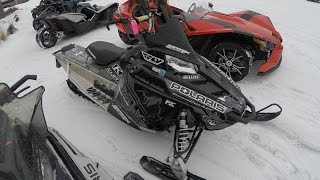 7. 2013 Polaris 800 Switchback Assault 144 - Used Snowmobile for sale - Lakeville, MN 55044