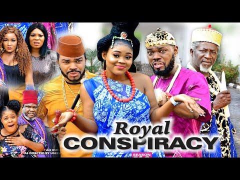ROYAL CONSPIRACY SEASON 5 - UGEZU J UGEZU THINK|JERRY WILLIAMS|2020 LATEST NIGERIAN NOLLYWOOD MOVIE