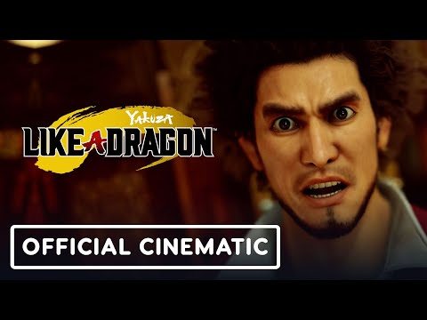 Yakuza : like a dragon - Xbox Series X