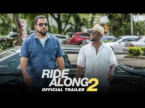 Ride Along 2 Trailer 2 Starring Kevin Hart  Ice