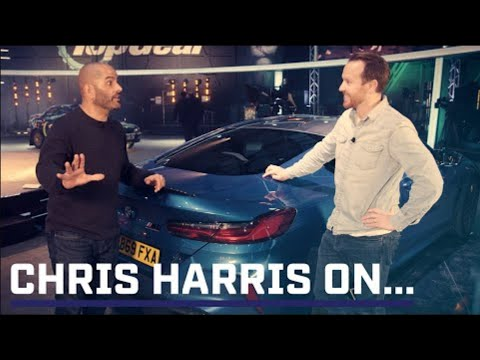 Chris Harris on... the BMW M8 Competition | Top Gear