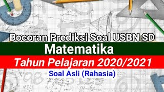 Download Video PREDIKSI SOAL USBN MATEMATIKA [USBN SD/MI 2019] - Part 10 MP3 3GP MP4