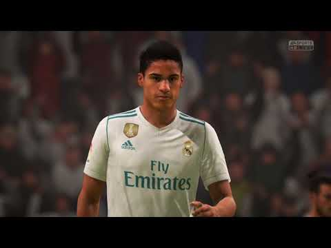 FIFA 18_(PS4 ) Gameplay En Español