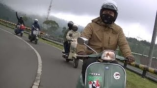 Garut Indonesia  city photo : touring garut vespa indonesia