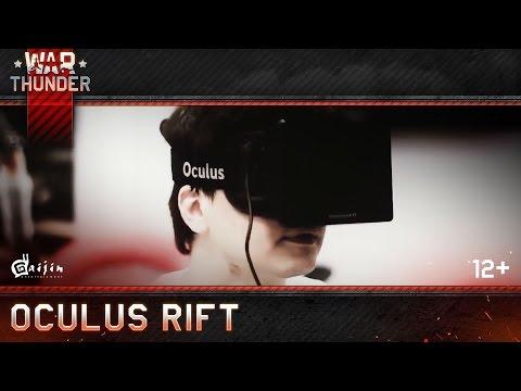 War Thunder : Oculus Rift