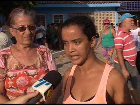 [JORNAL DA TRIBUNA] Pacientes psiquiátricos encontram dificuldades para marcar consultas no PSF de Maranguape I