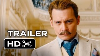 Nonton Mortdecai Official Teaser Trailer  1  2015    Johnny Depp  Gwyneth Paltrow Movie Hd Film Subtitle Indonesia Streaming Movie Download