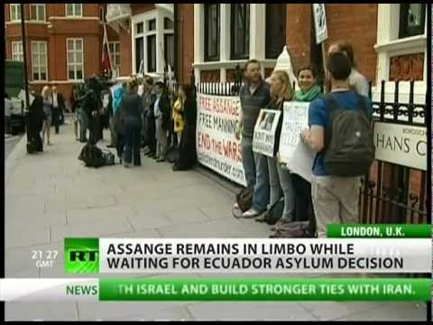 Julian Assange: Revolutionizing whistleblowing?