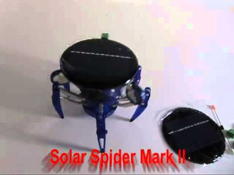 Solar Spider Mark II