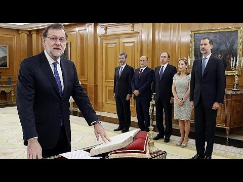 Ισπανία: Με την ανοχή των Σοσιαλιστών ορκίστηκε πρωθυπουργός ο Ραχόι – world