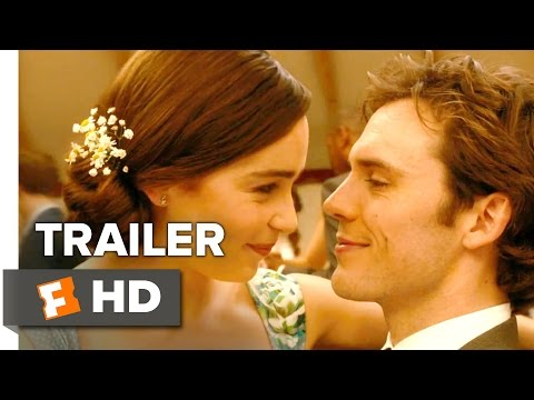Me Before You Official Trailer #1 (2016) - Emilia Clarke, Sam Claflin Movie