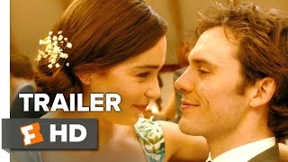Me Before You Official Trailer 1 2016   Emilia Clarke Sam Claflin Movie HD