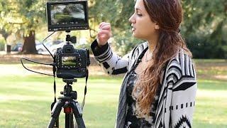 """Elvid FieldVision 7"""" On-Camera Monitor V2 Review"""